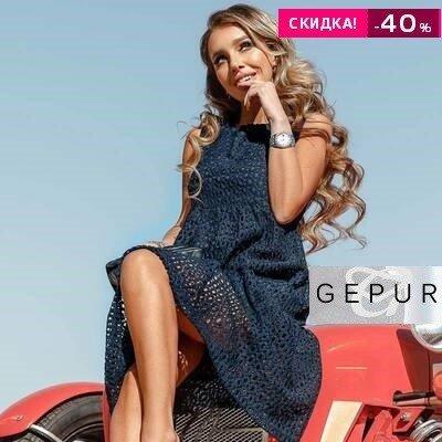 Новинки женской одежды от GEPUR